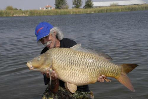 Peter Staggs - 21,34 KG